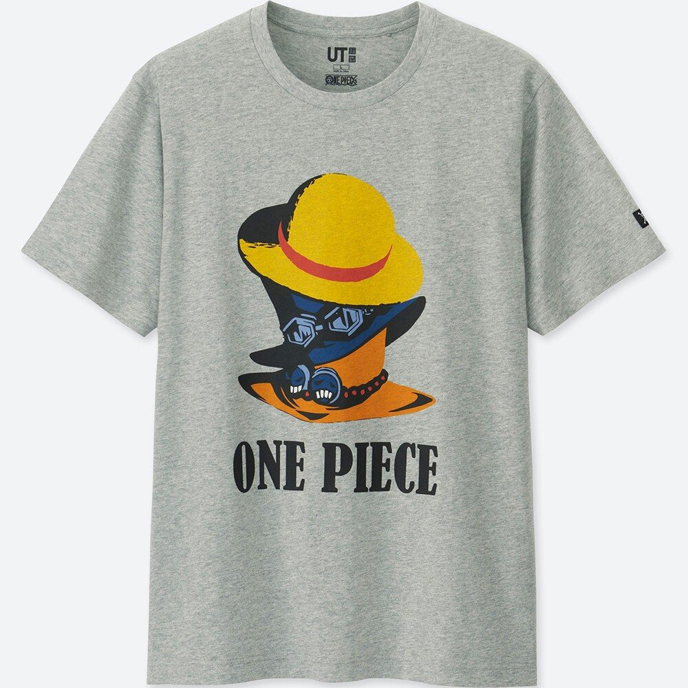 b2ccf206d The U.S. debut of UNIQLO's UT collaboration with Japanese manga series, One  Piece, which will be available in in stores and online later in the month.