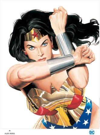 NYCC-Wonder-Woman-Warrior-Princess-Lithograph