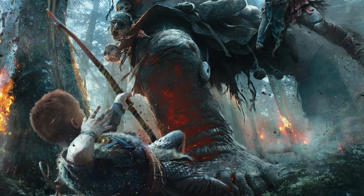 DARK HORSE and SANTA MONICA STUDIO Summon New GOD OF WAR Art Book and Comic Series