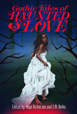 Gothic Tales of Haunted Love cover