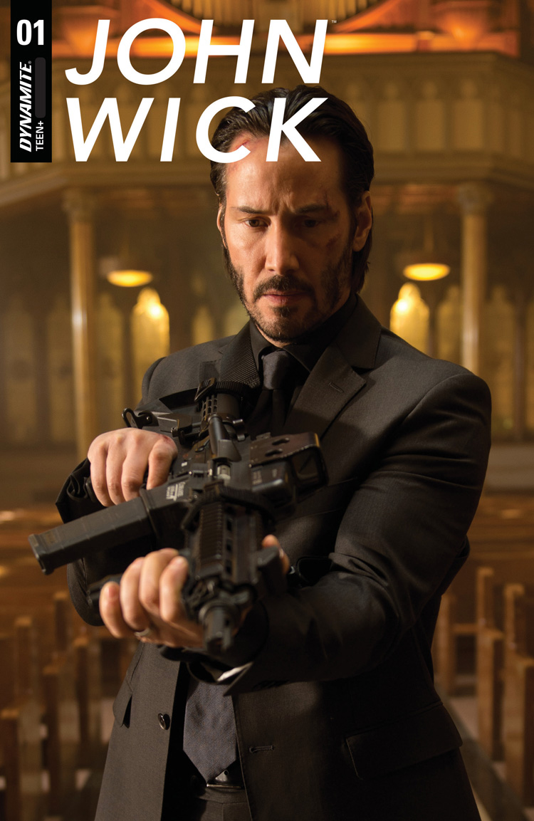 ONE OR DONE REVIEW: Dynamite's John Wick is all of the