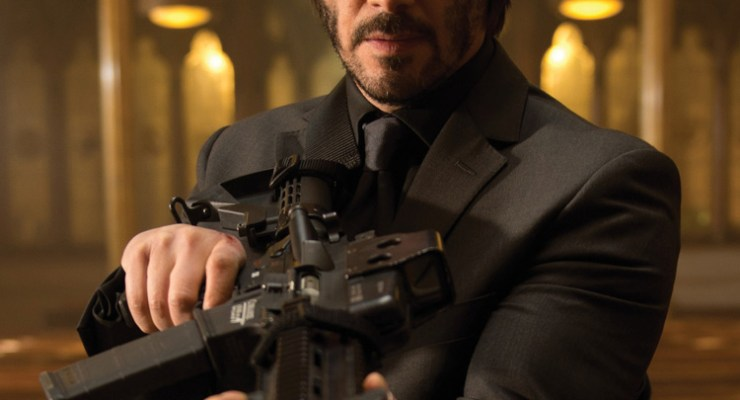 ONE OR DONE REVIEW: Dynamite's John Wick is all of the action with none of the sticky theater floors.