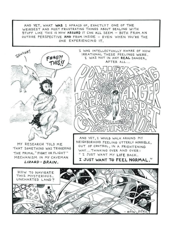 Tony Wolf Depression Comic p3 (1)