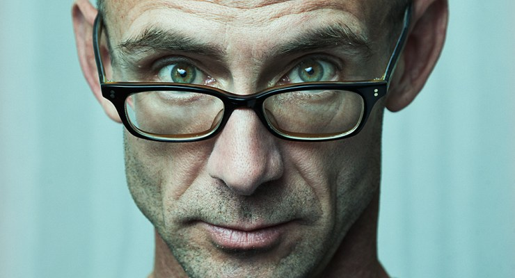 ONE OR DONE INTERVIEW: Chuck Palahniuk on his new coloring book and what people did with the first one.