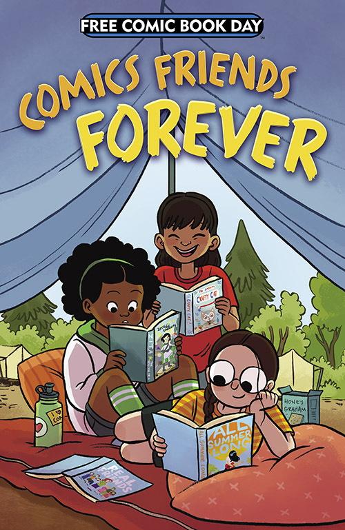 FCBD18_G_First Second_Girl Power Comics