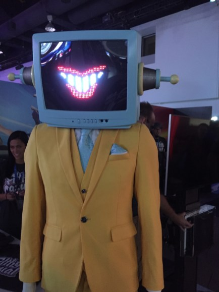 Mr. Entertainment, Don't sue them BKV