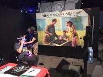 The American Dream VR demo