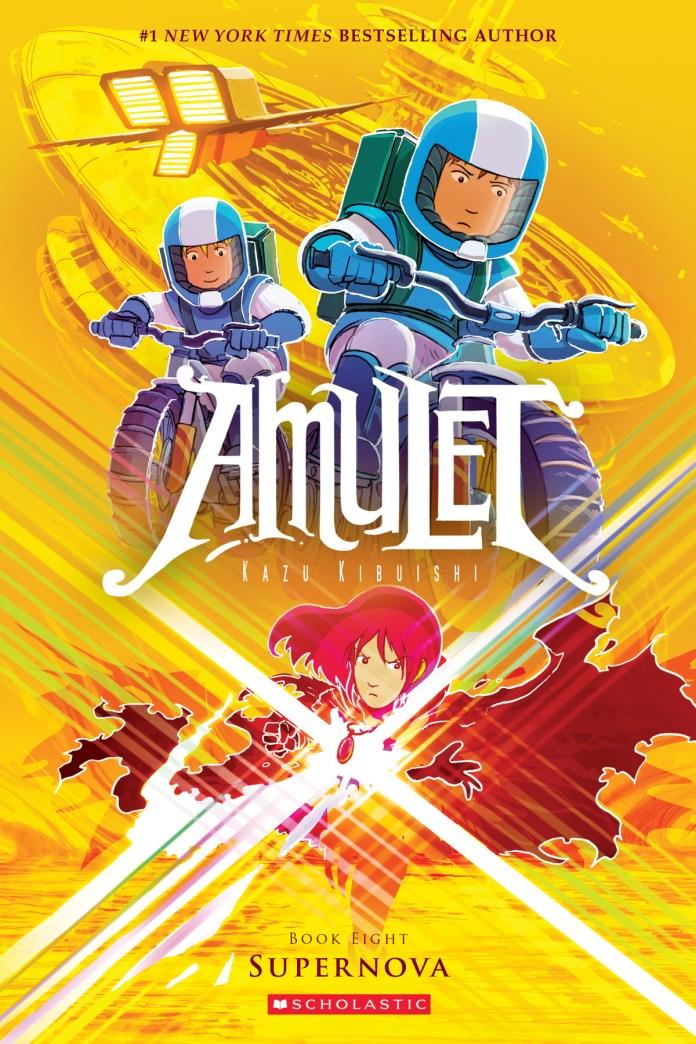 AMULET 8 UPDATE