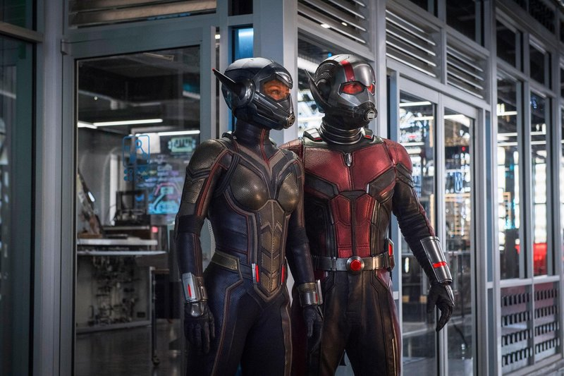 New 'Ant-Man and The Wasp' photo and synopsis