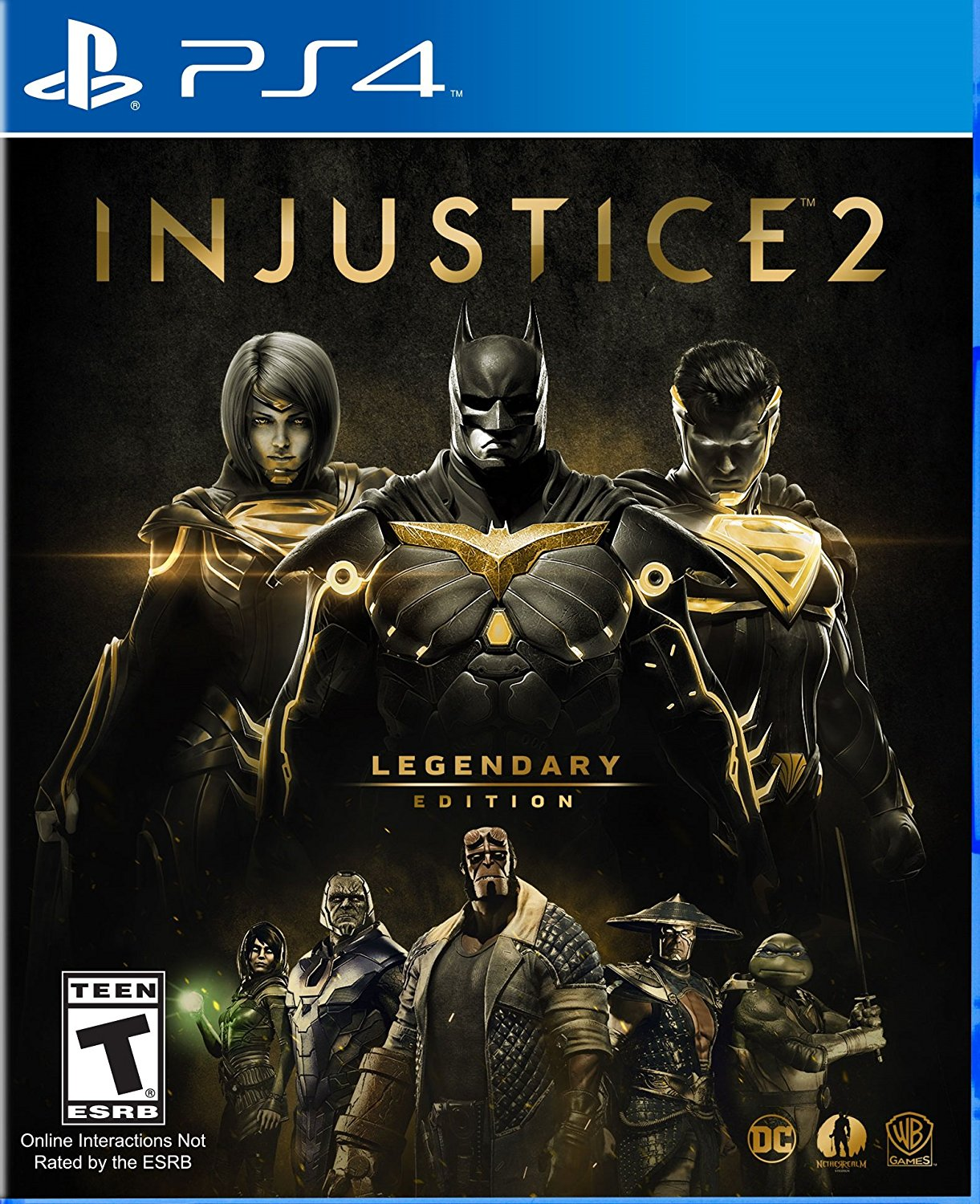 Injustice 2 Legendary Edition Announced For March Release