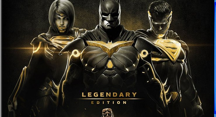 INJUSTICE 2 Gets a Collected Edition with all the Non-DC Guest Stars