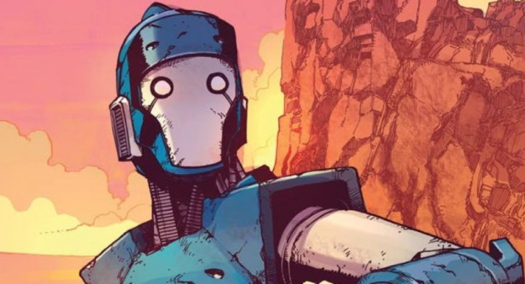 Listen: Greg Pak talks Weapon H, Newsletters, Twitter and more on More to Come