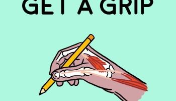 GET A GRIP!: Ellen Forney reveals the healing power of