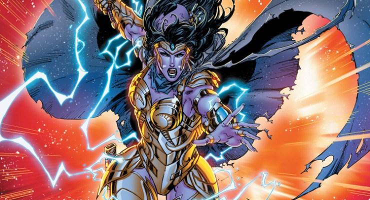 The Starting Line: Aspen Comics embarks on a new JIRNI