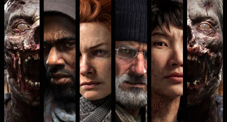OVERKILL'S THE WALKING DEAD Revealed its second all-new character.