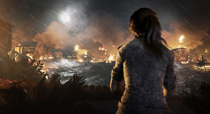 Going Down a Dark Path in SHADOW OF THE TOMB RAIDER