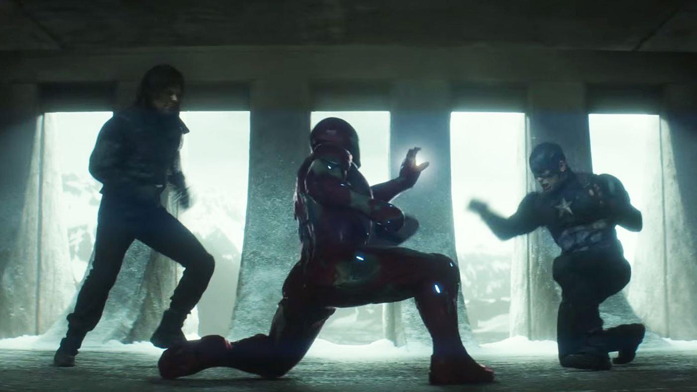 Image result for 2) Captain America: Civil War(2016)
