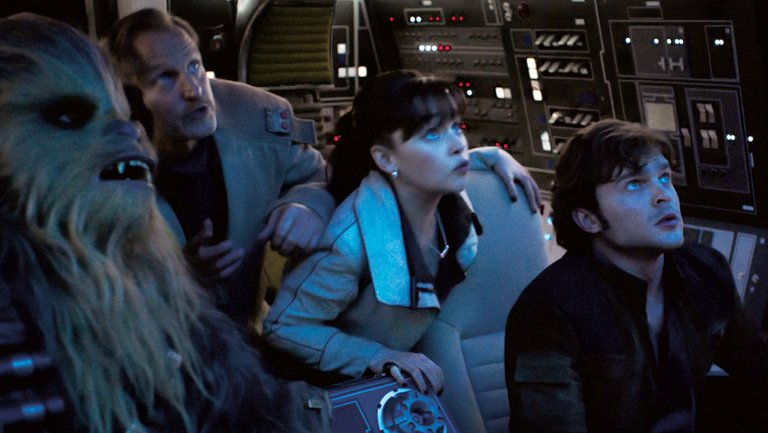 Solo: A Star Wars Story gets a new batch of images