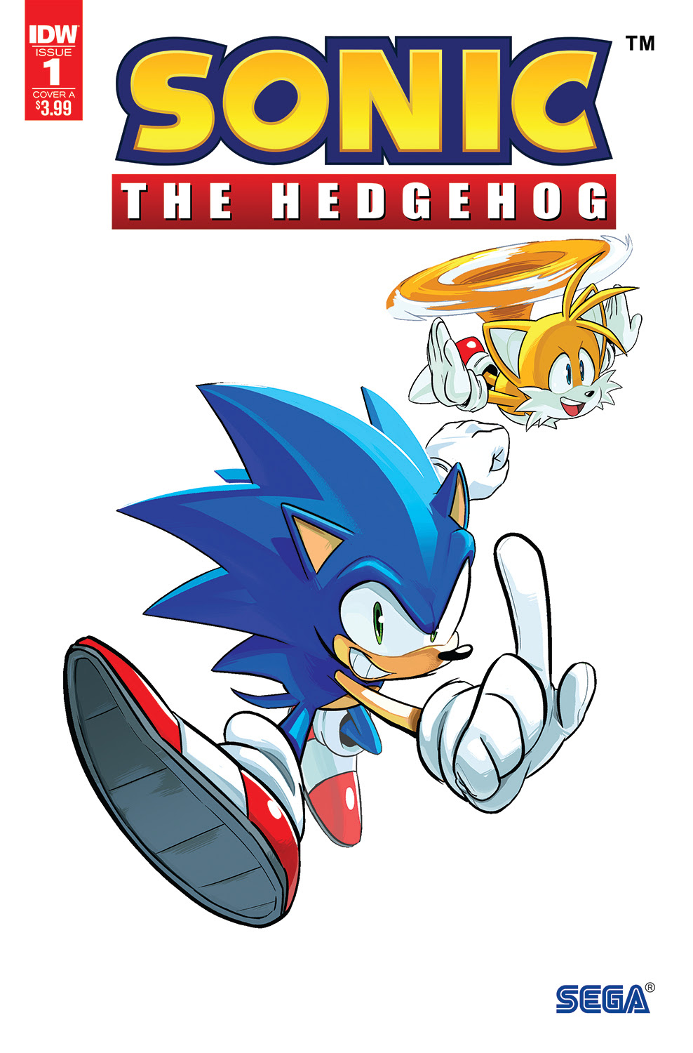 Sonic The Hedgehog Has 3 Issues in Multiple Printings, So We Made