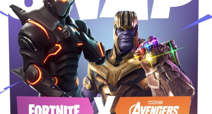 Thanos is coming to gaming highlights near you in Fortnite (UPDATED)
