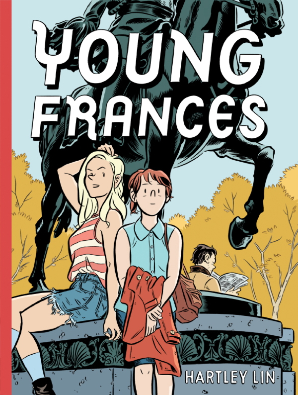 young frances hartley lin
