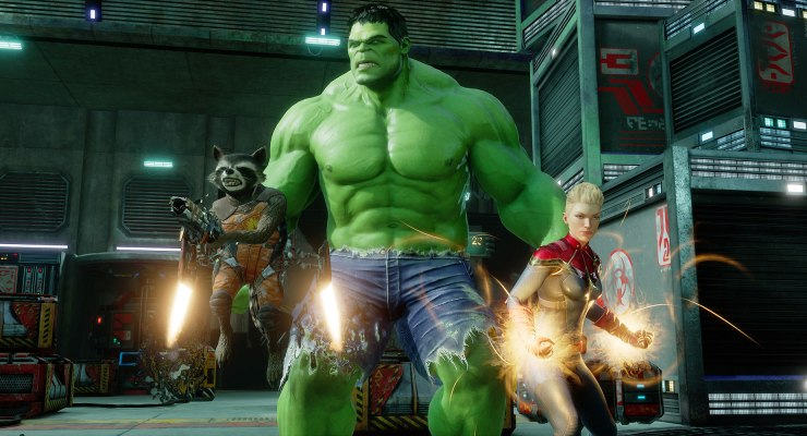 Marvel Powers United VR Has A Release Date and The Black Panther.