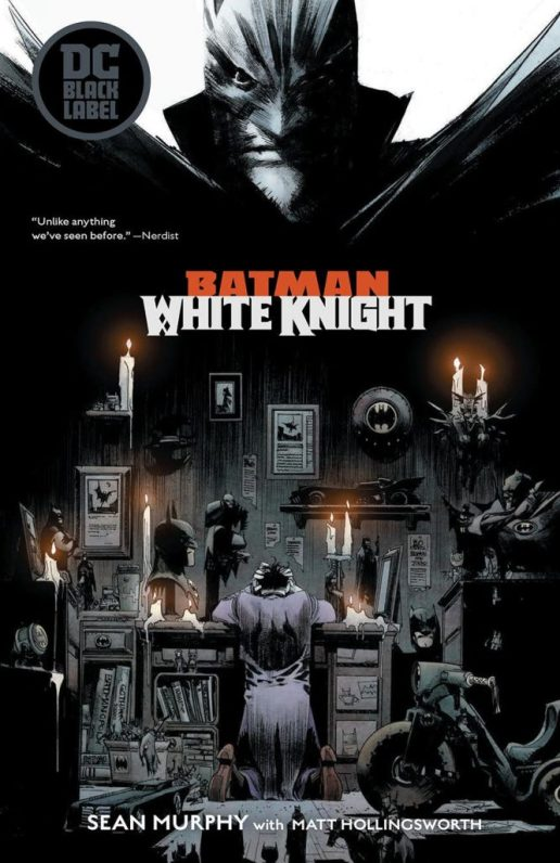 Nsfw Jokerharley Quinn Sex Scene Included In Batman White Knight Trade Collection -6118