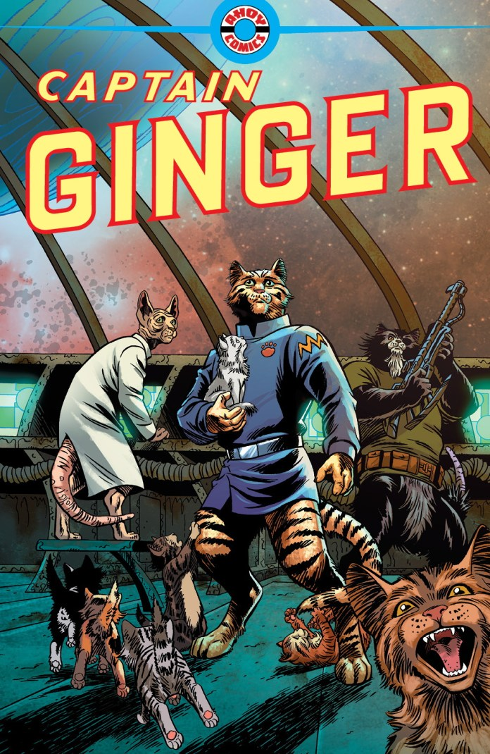 Captain Ginger 01 cover.jpg