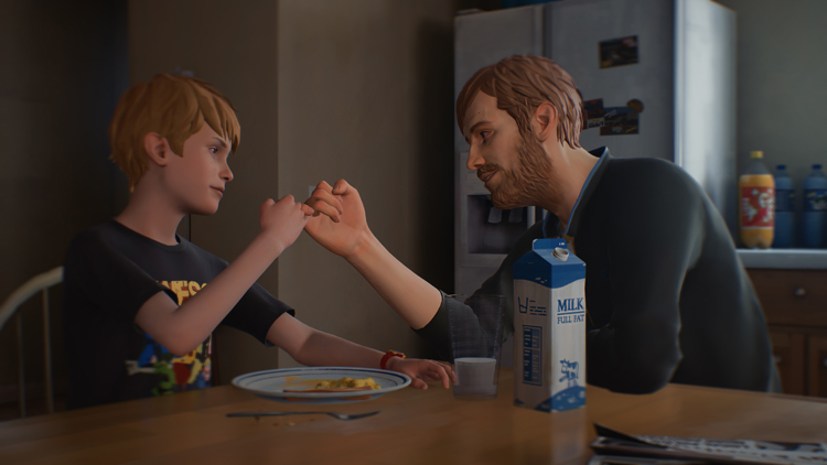 Dontnod Announces Free Title The Awesome Adventures of Captain Spirit