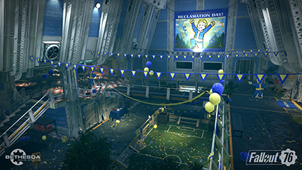 Bethesda says Fallout 76 mods will be coming 'sometime after launch'