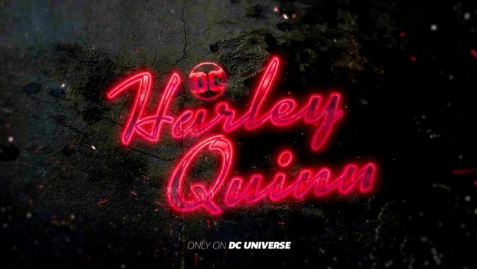 Harley Quinn Title