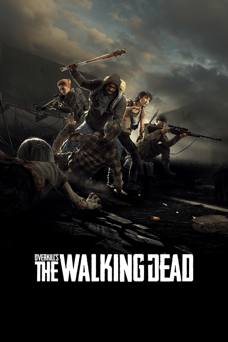 E3 2018: People Who Need People Are The Luckiest People in OVERKILL'S THE WALKING DEAD