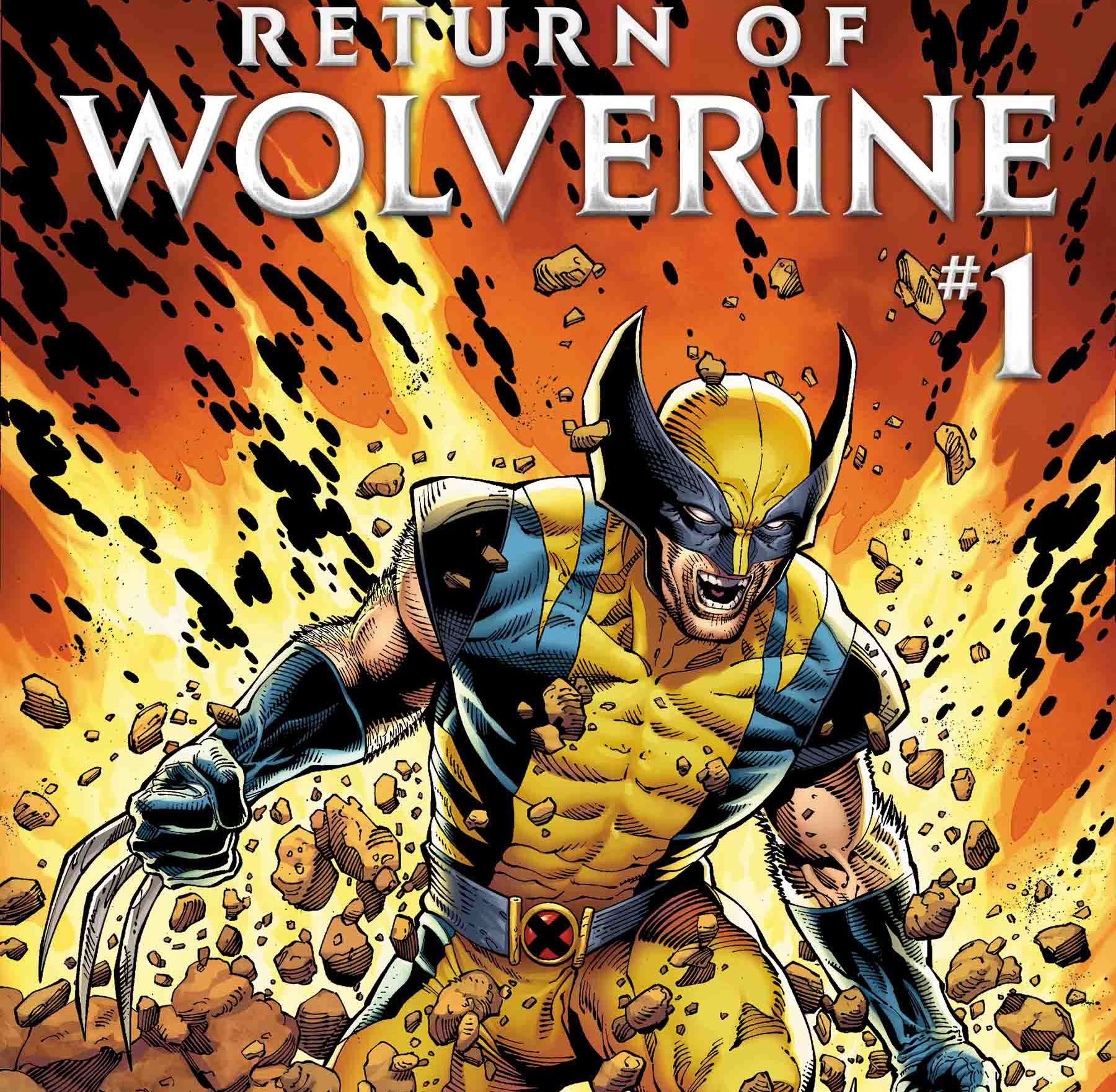 267c70a077a Wolverine Returns, SPIDERGEDDON Arrives, POE DAMERON Ends, and More ...