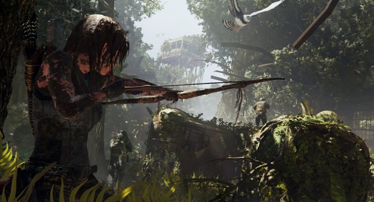 E3 2018: Lara Croft Shows the Hazards of Her Profession in SHADOW OF THE TOMB RAIDER