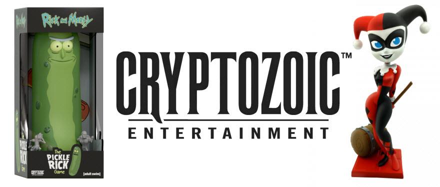 SDCC 2019 Cryptozoic Exclusive Teekeez Harley Quinn /& Joker LE 300 Black White