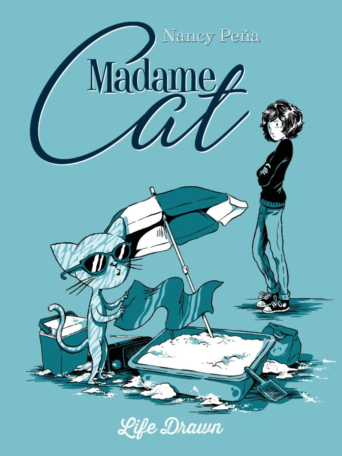 MADAME CAT ST-COVER