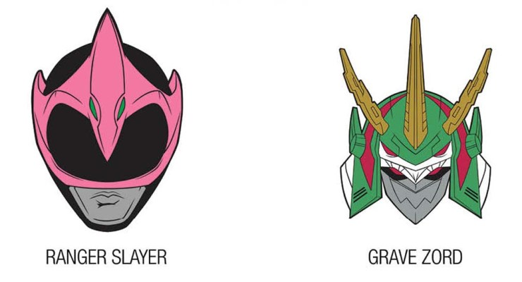 SDCC '18: BOOM! Announces Their Convention Exclusive Merchandise – Power Rangers, Adventure Time and WWE