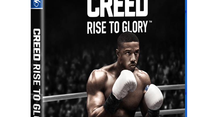 NO SPANDEX SATURDAY: VR Gets its First True Film To Game Test in CREED: RISE TO GLORY