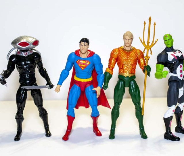 Dc Collectibles Roles Out Latest Wave In Dc Essentials Line