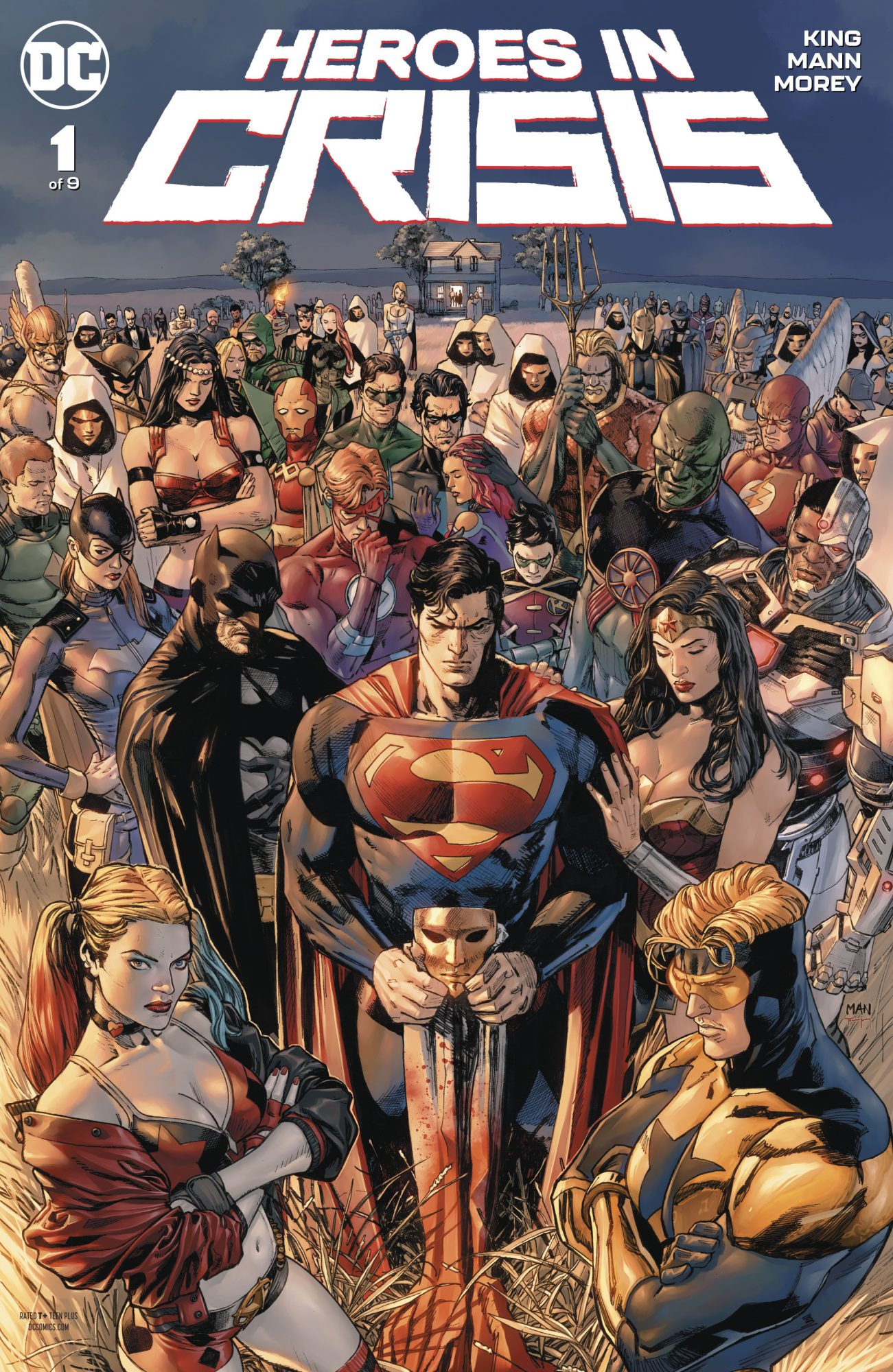 Image result for heroes in crisis