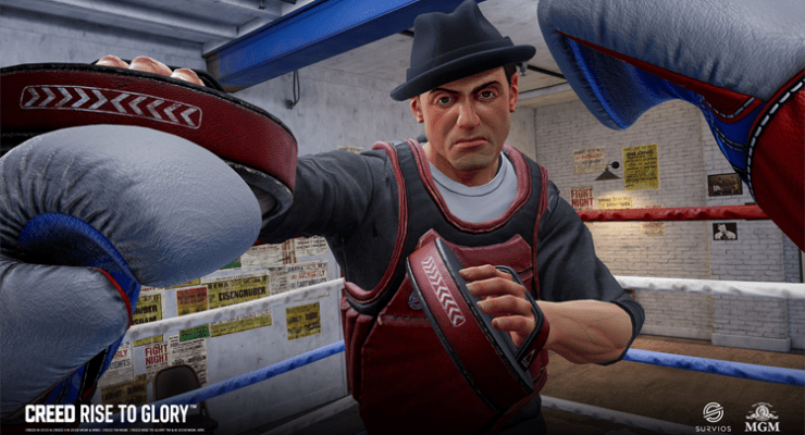 REVIEW: The Heavyweight Title Fight Feel in VR With CREED RISE TO GLORY