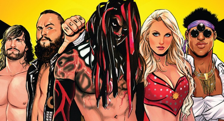 THE STARTING LINE: NXT TAKES OVER September!
