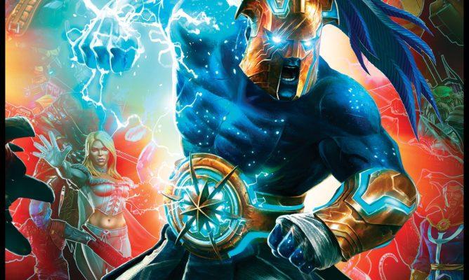 NYCC '18 – Marvel Contest of Champions' Real Grandmaster, Gabriel Frizzera