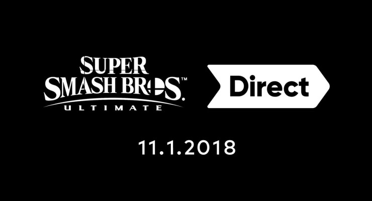Top 5 facts from today's Super Smash Bros. Ultimate Nintendo Direct
