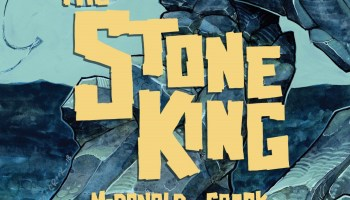The Stone King #1
