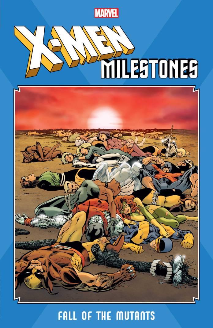 Marvel Announces X-MEN MILESTONES - The Beat