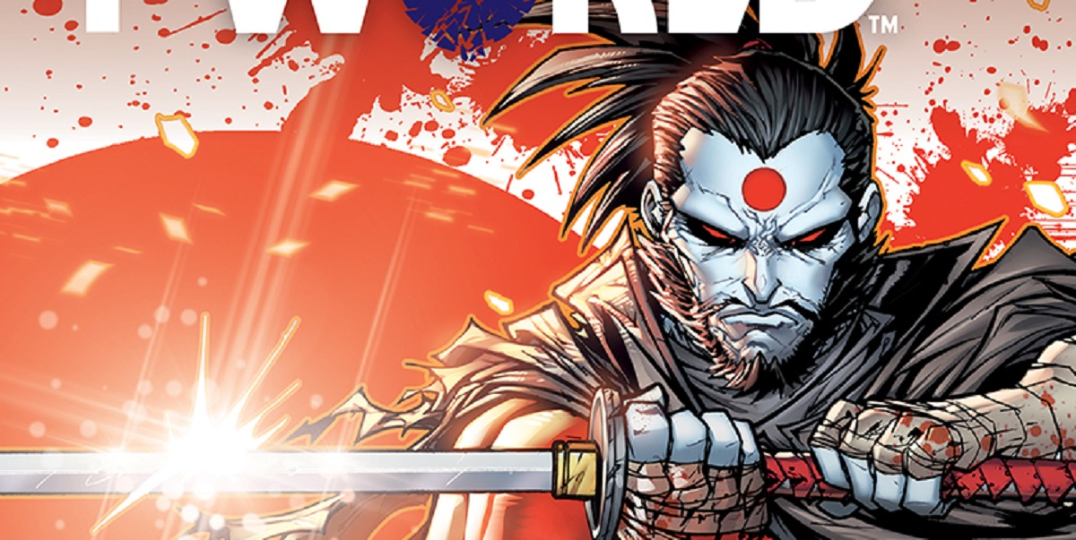 EXCLUSIVE: Classified No Longer, Valiant Reveals the Cover to FALLEN WORLD #1