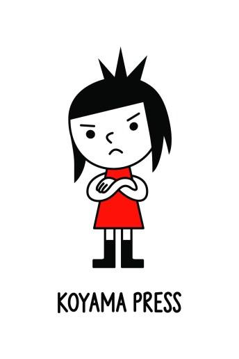 Koyama Press_Kickass Annie_Logo