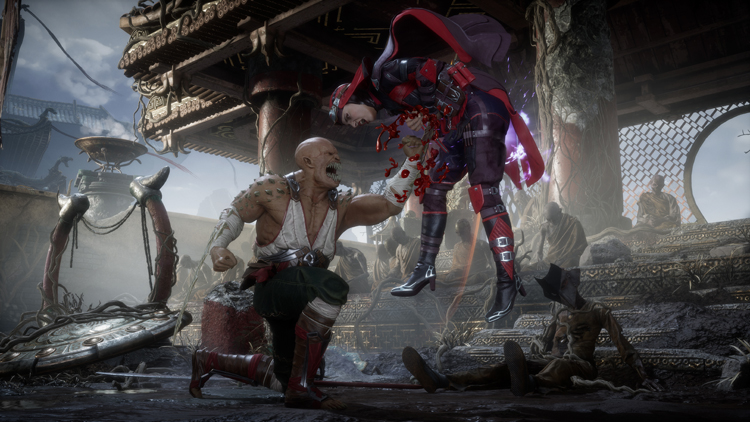 Brand new screenshots and official gameplay videos released for Mortal Kombat 11