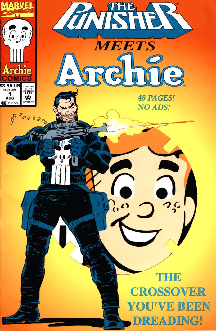 punisher meets archie